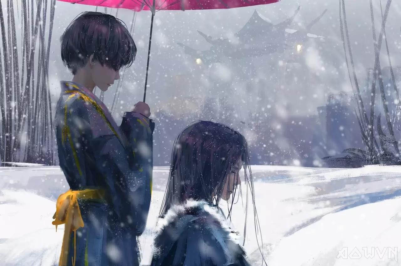 07 AowVN.org m - [ Hình Nền ] Anime Cực Đẹp by Wlop | Wallpaper Premium / Update