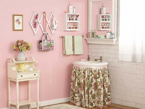 New Home Design Information: Full Bathroom Ideas For Small