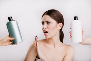escolhendo melhor shampoo para os cabelos