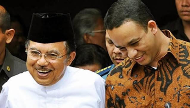 Dituding Bantu Pulangkan Habib Rizieq demi Anies 2024, JK Membantah