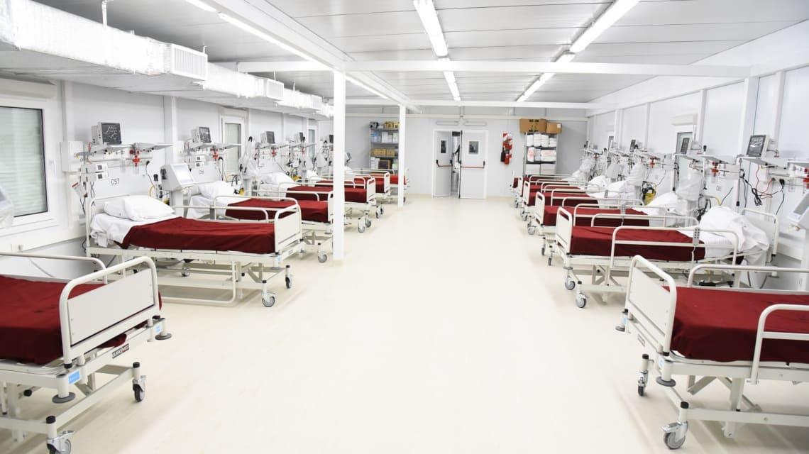 Para la temporada Necochea tendrá su hospital modular