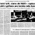 8 ottobre 1982: l'ultima scellerata rapina dei Nar nel racconto di Zani