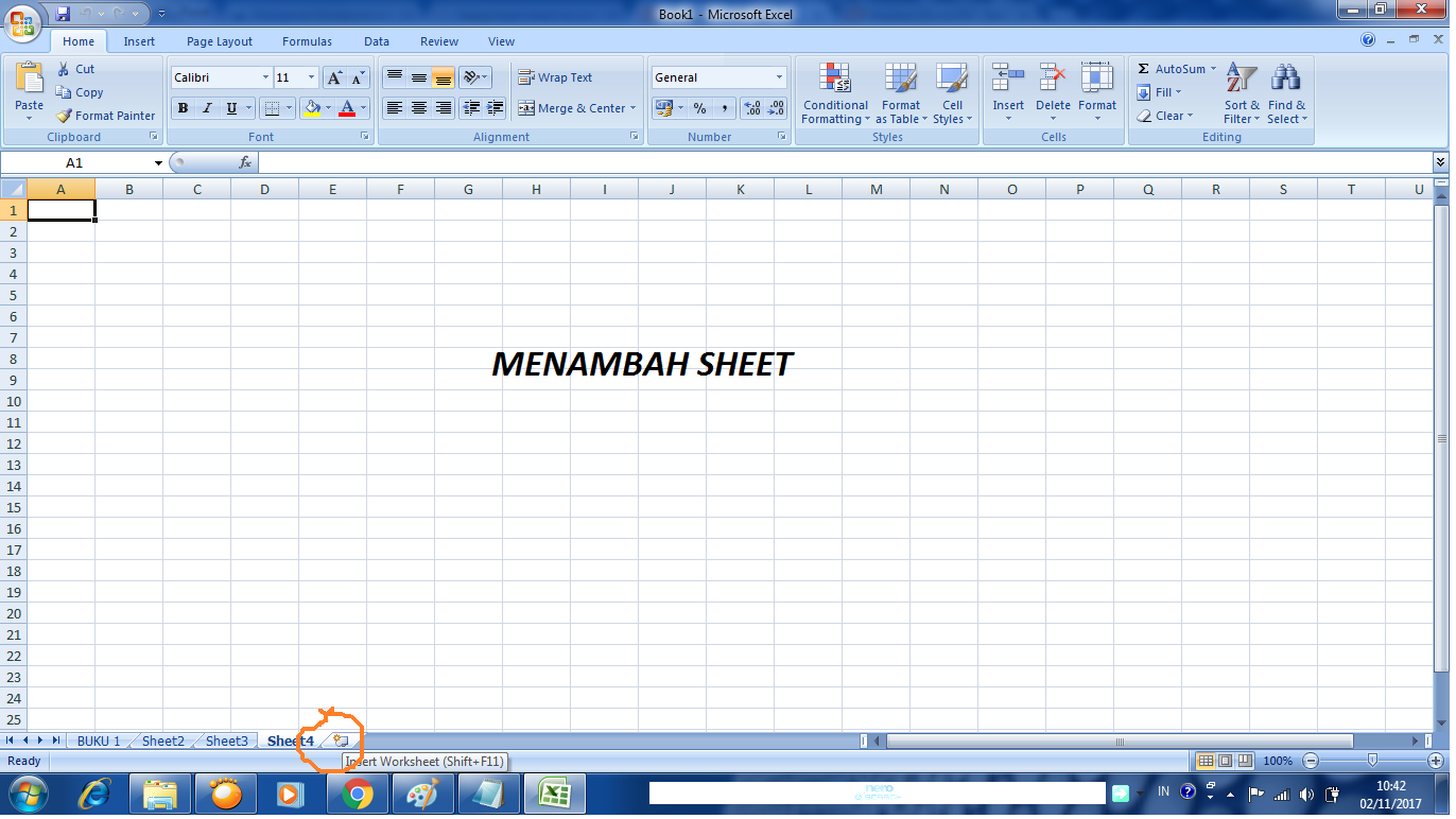 Apa Itu Cells Worksheet Dan Workbook