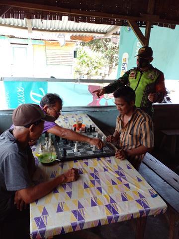 Gakplin Protokol Kesehatan Tetap Dilakukan Personel jajaran Kodim 0207/Simalungun Diwilayah Binaan