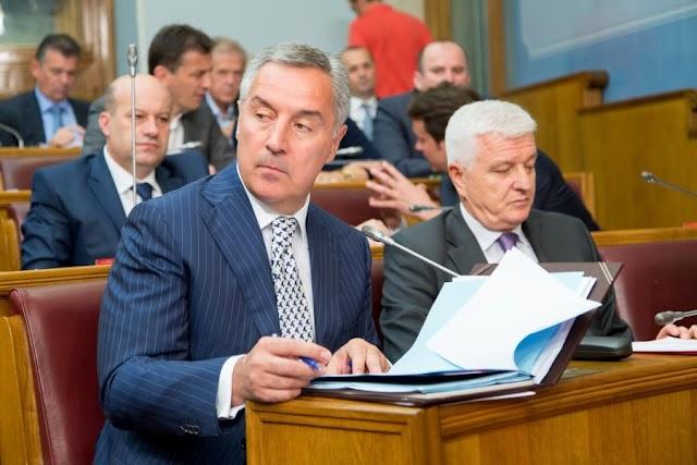 DPS Plav: Jednoglasna podrška Markoviću i Đukanoviću