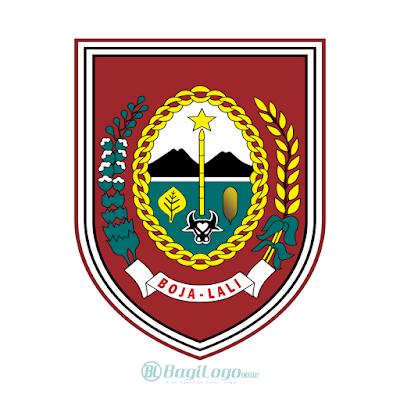 Kabupaten Boyolali Logo Vector