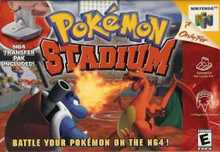 Pokémon Stadium ( BR ) [ N64 ]