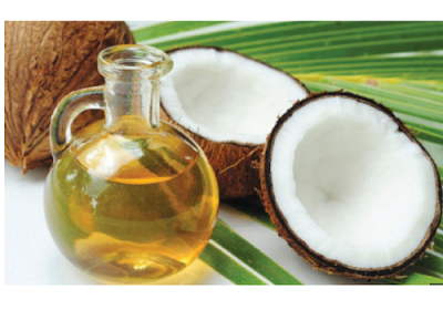 cholesterol and coconut oil