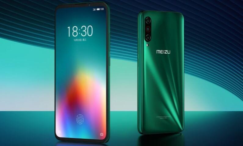 Harga dan Spesifikasi Meizu 16T Terbaru 2020