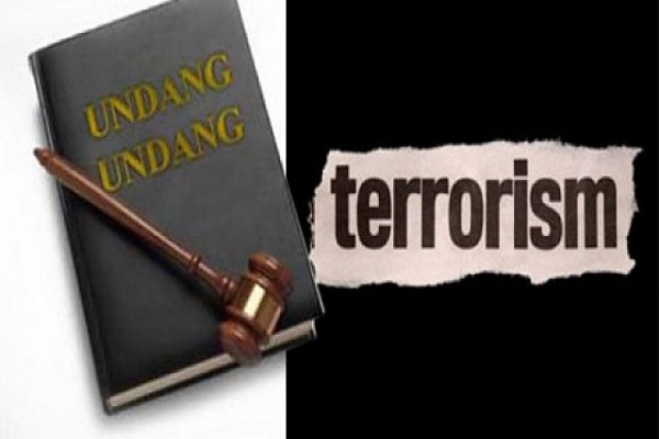 RUU Terorisme Disahkan Jadi Undang-undang
