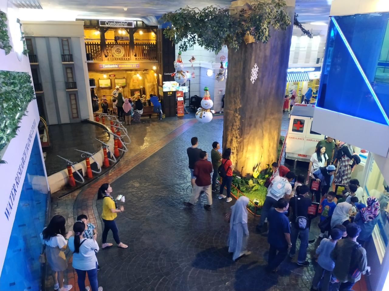 Pengalaman Bermain Di Kidzania Jakarta