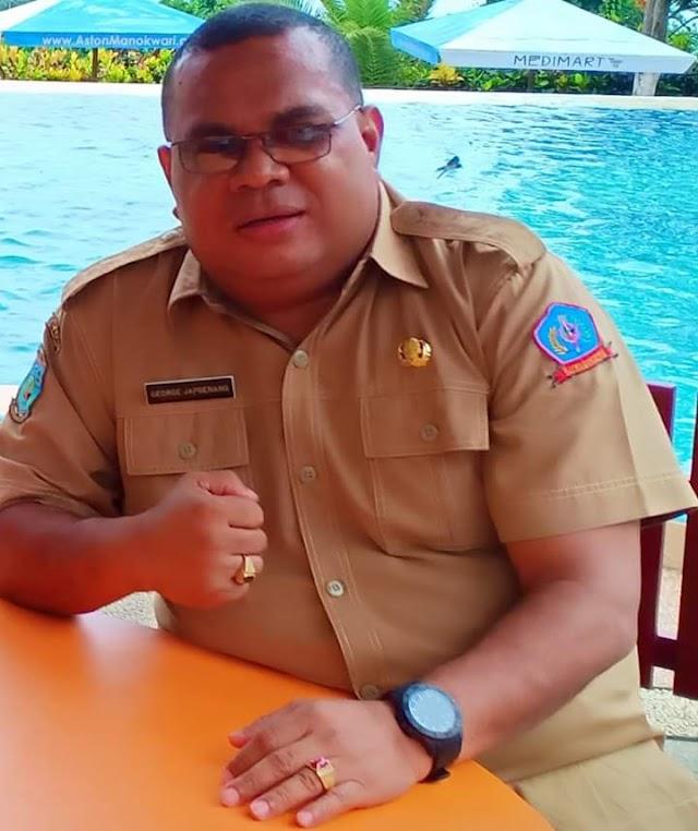 Pemberitahuan Kadis Dukcapil Sorong Selatan terkait Pelayanan di Kantornya dengan adanya Bahaya Virus Covid-19