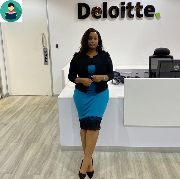 Internships at Deloitte