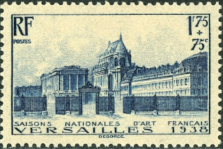 France Palace of Versailles