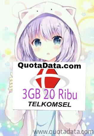 30 Paket Murah Telkomsel 2018 Mulai Dari 3Gb 20Rb Terbaru