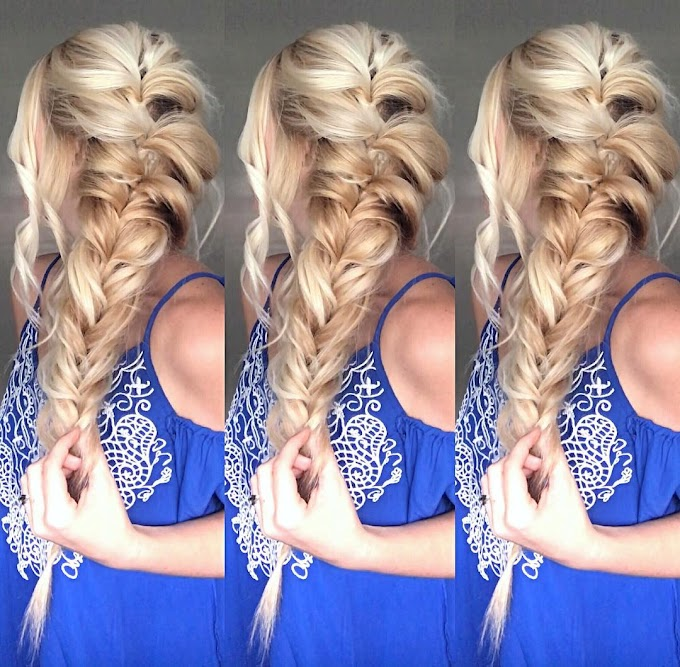 Top 15  hairstyles Ideas  for long hair easy