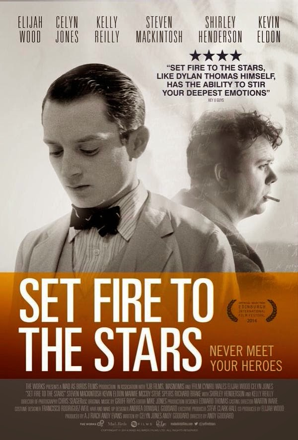 Set Fire To The Stars (2014) ταινιες online seires xrysoi greek subs
