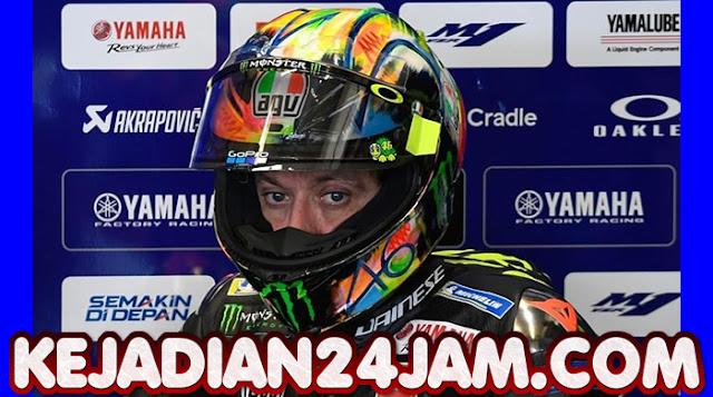 Posisi Rossi Merosot Di Bursa Taruhan Juara Dunia MotoGP 2020