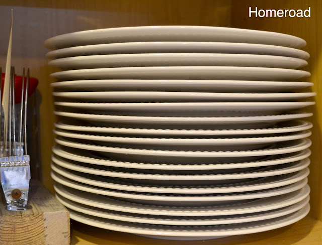 Inexpensive dollar store dishes that last!