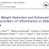 Influência da redução de peso e aumento da ingestão proteica em biomarcadores de inflamação