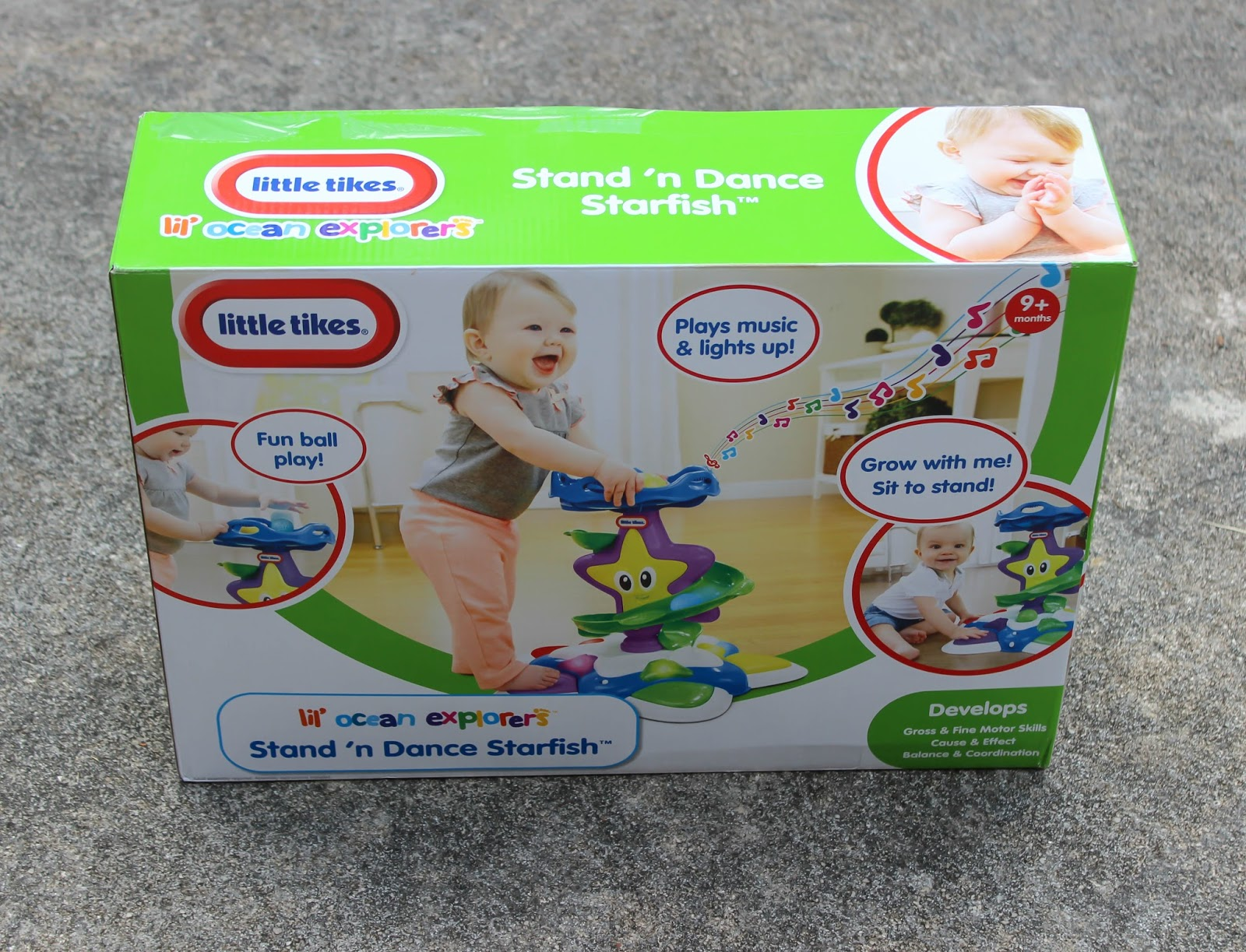 Toys for Toddlers Little Tikes Review Giveaway Casual Claire