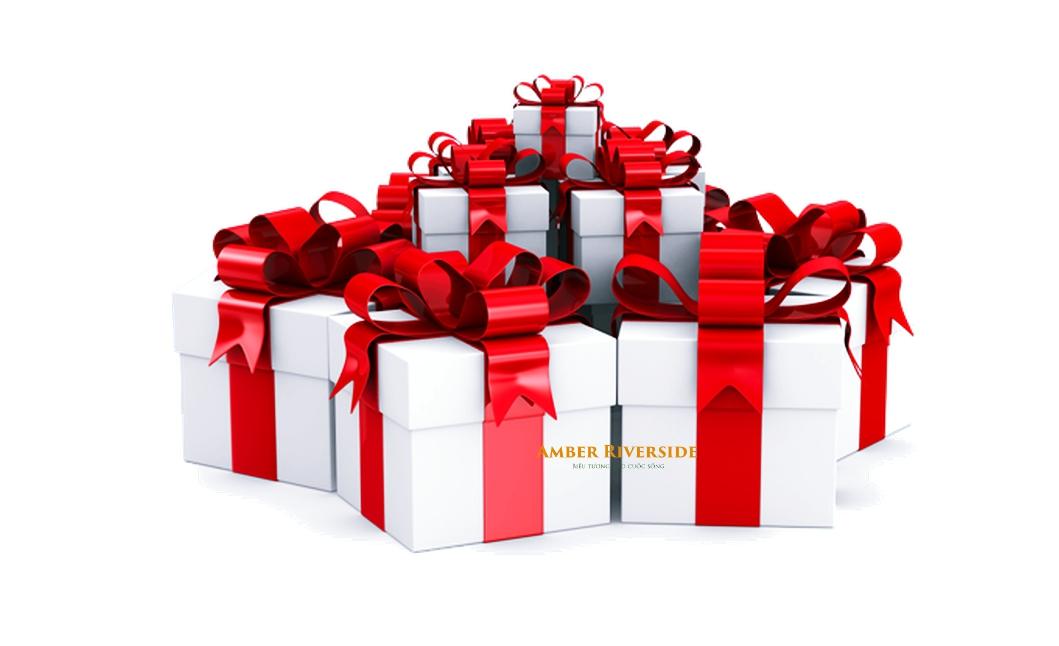 Quà tặng khi mua căn hộ Amber Minh Khai