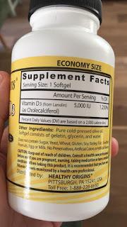 ms vitamine D