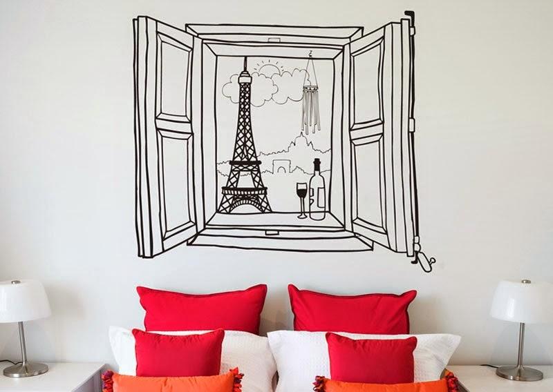 Icono Interiorismo Decoracion Low Cost Coge Un Rotulador Y A - Dibujos-decorar-paredes