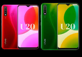 Vivo U20 : Display