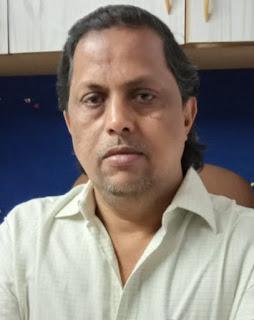 दिग्विजय सिंह की जुबान पर लगाम लगाए कांग्रेस आलाकमान - विश्वबंधु राय   #NayaSaberaNetwork