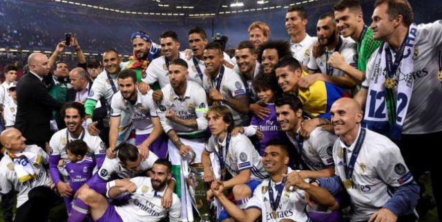 Real Madrid Juara Liga Champions 2016-2017
