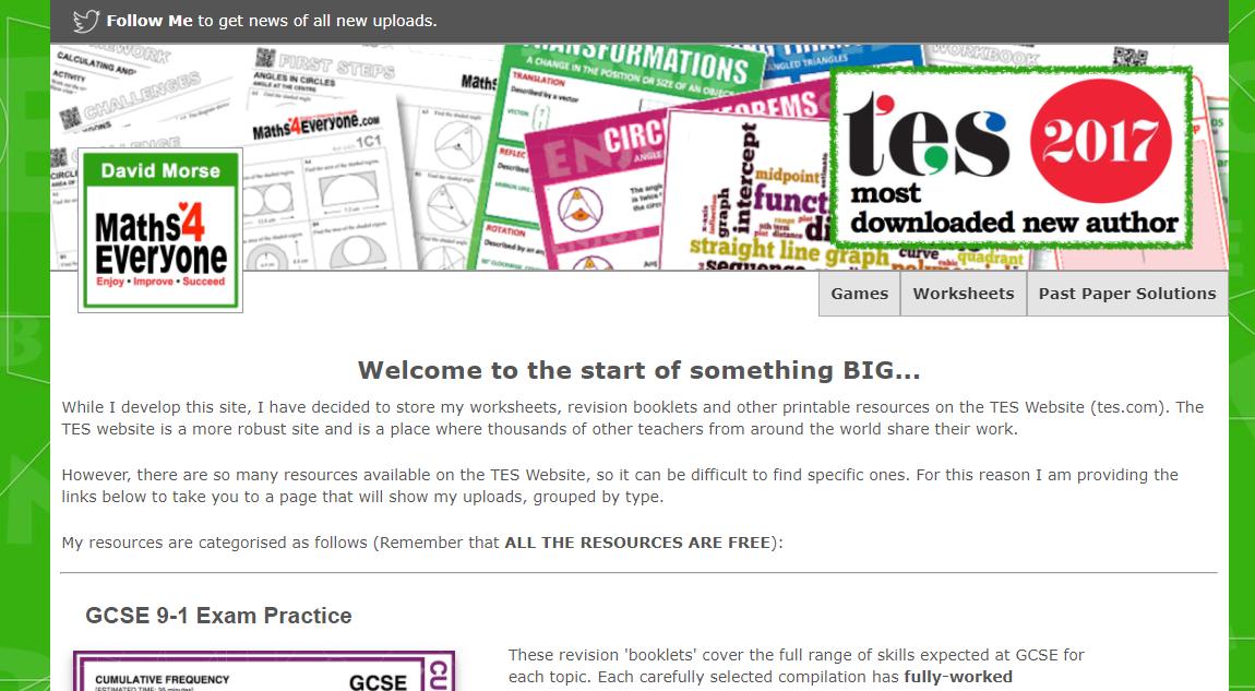 Resourceaholic: 5 Websites You Should Know... #5
