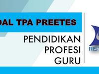 Contoh Soal Tes Potensi Akademik (TPA) PPG 2018