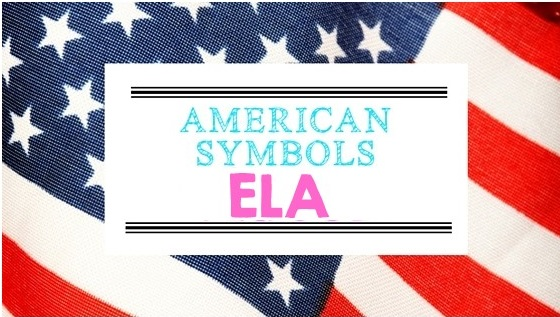 A First For Everything American Symbols