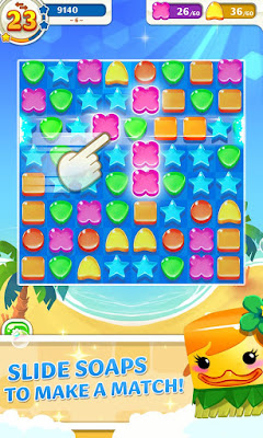 Scrubby Dubby Saga 1.10.0 game for android terbaru