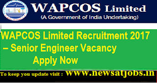 WAPCOS-Limited-Recruitment-2017