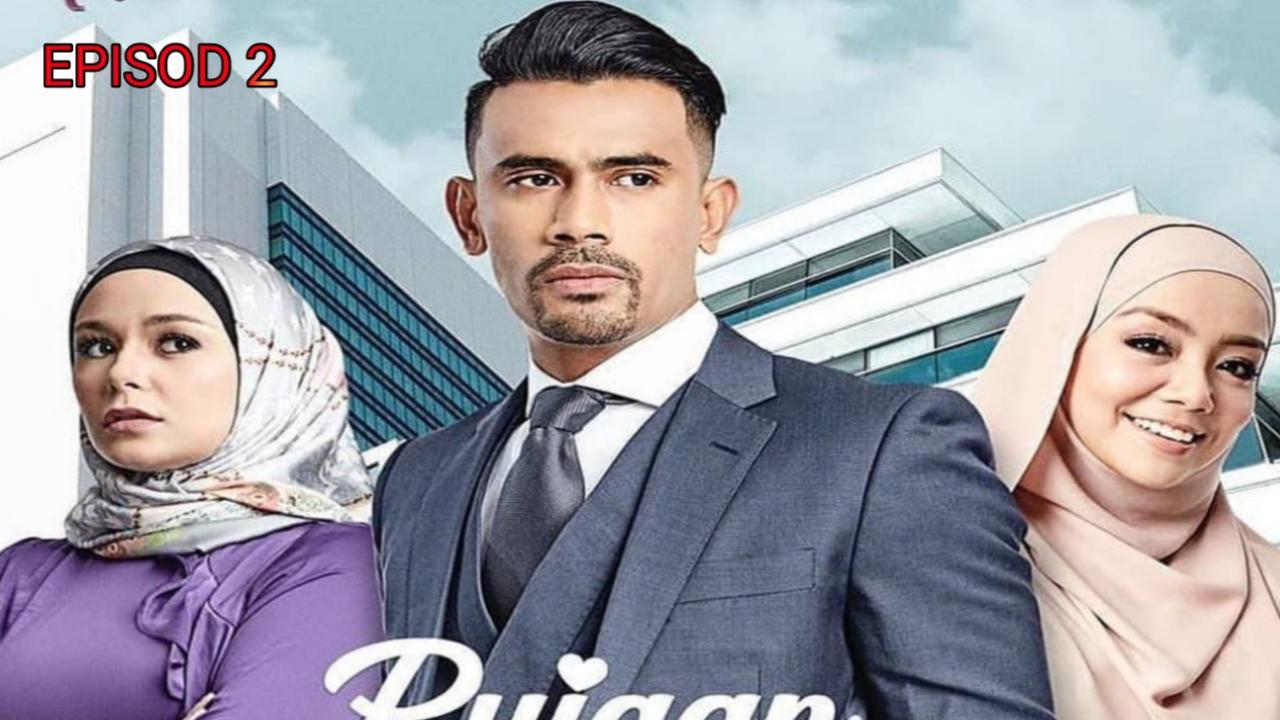 Tonton Drama Pujaan Hati Kanda Episod 2 (TV3)