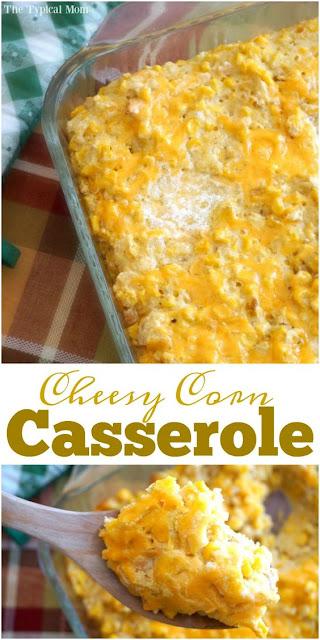 Cream Corn Casserole Recipe