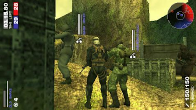 Download Metal Gear Solid : Portable Ops ISO