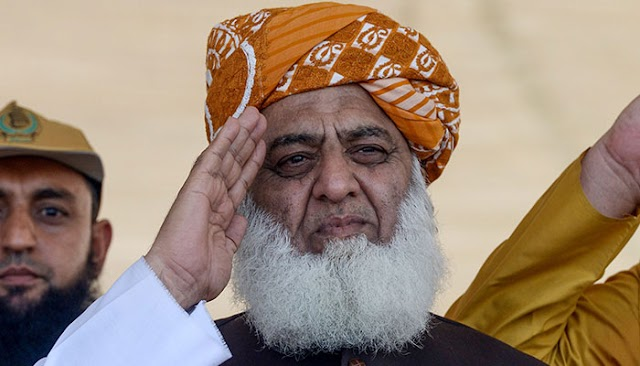 Opposition united on new election, minus one formula not accepted, Fazlur Rehman