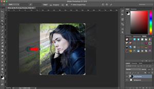 Cara Membuat Efek Mirror Dengan Photoshop