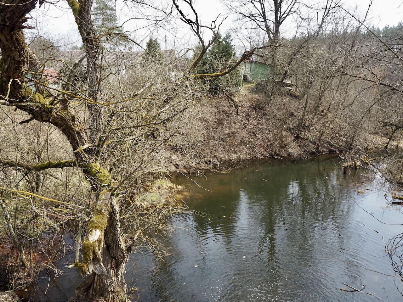 Senųjų kaimų takas, vanduo