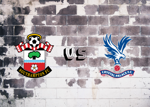 Southampton vs Crystal Palace  Resumen