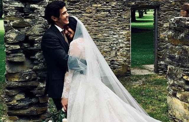 MUST SEE: Celebrities who Nailed their Formal Attire in the Anne-Erwan Wedding! Angel Locsin Definitely Nailed It!