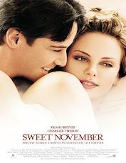 pelicula Noviembre dulce