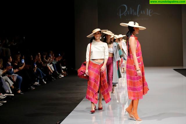 Los diseños de La Palma conquistan la Semana de la Moda de Sevilla