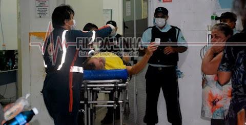 Popular é baleado durante assalto no Bairro Costa e Silva em Mossoró RN