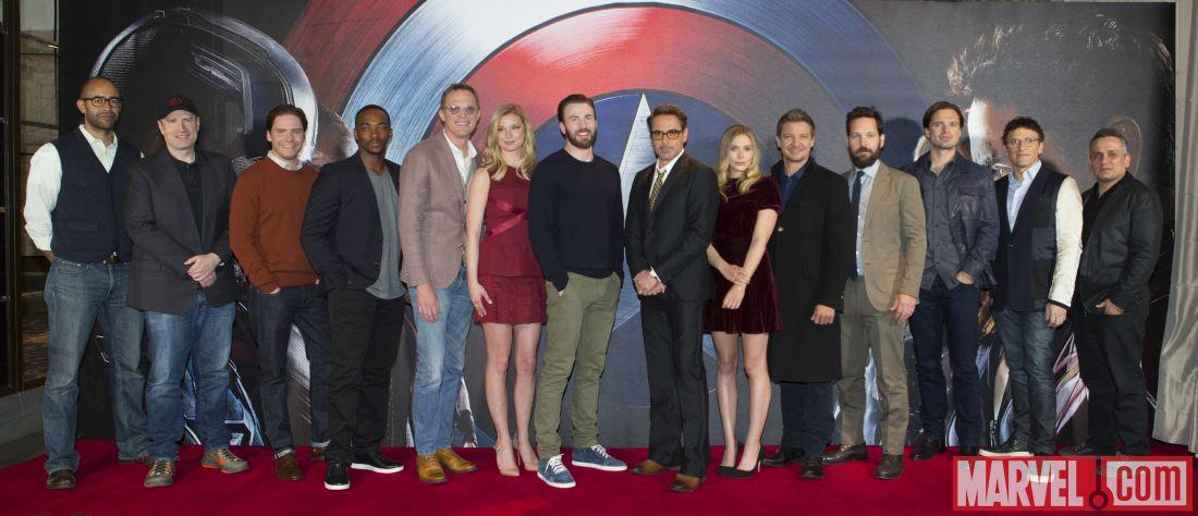 Captain America Civil War Besetzung
