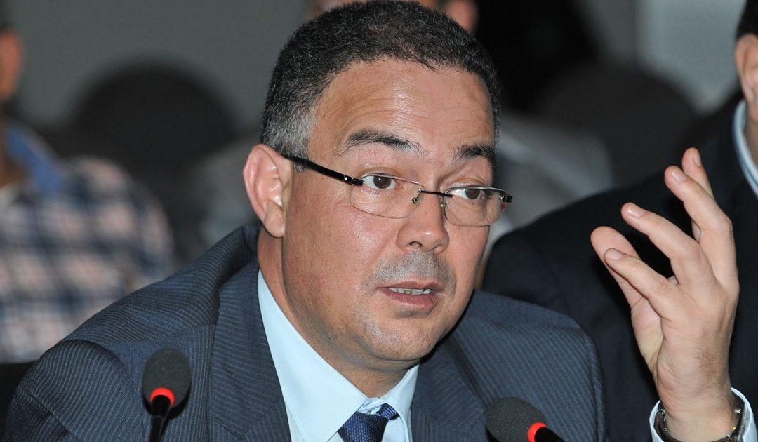 """لجنة الانضباط بـ """"الكاف"""" تحسم رسميا في قضية لقجع والحكم تيسيما"""