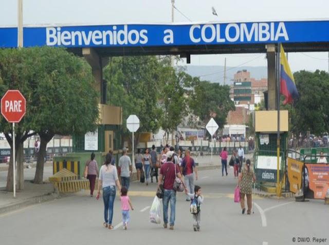 Colombia anunció el Estatuto de Protección Temporal a migrantes venezolanos